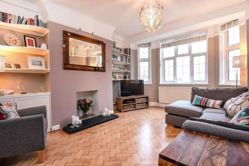 2 Bedrooms Flat for sale in Macaulay Road, Clapham