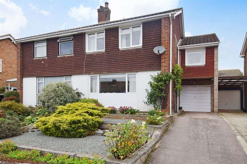 3 Bedrooms Semi Detached House for sale in Cedar Road, Sturry, Canterbury