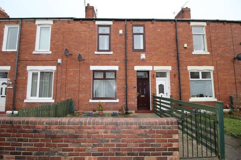 3 Bedrooms Terraced House for sale in Carter Avenue, Hebburn, NE31