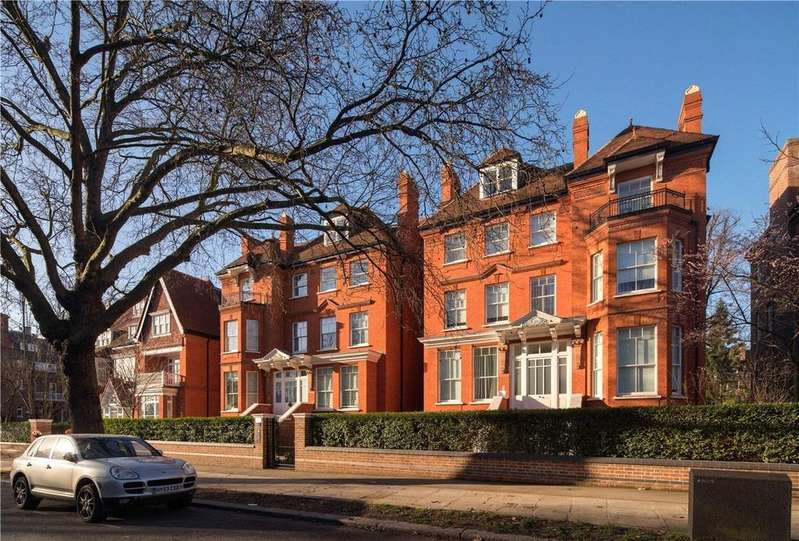3 Bedrooms Flat for sale in De Laszlo House, 3-7 Fitzjohn's Avenue, Hampstead, NW3