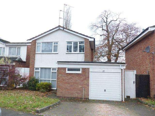 3 Bedrooms Detached House for sale in Elmbank Grove,Handsworth Wood,Birmingham