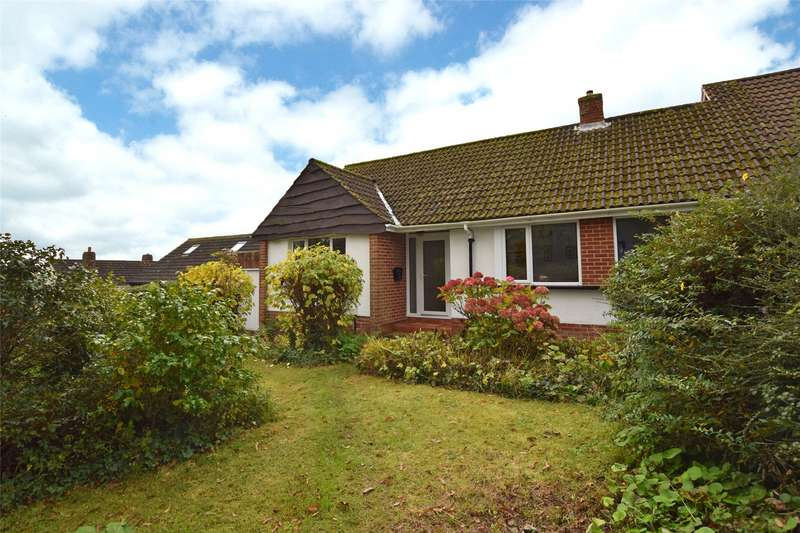 2 Bedrooms Semi Detached House for sale in Pinhoe, Exeter