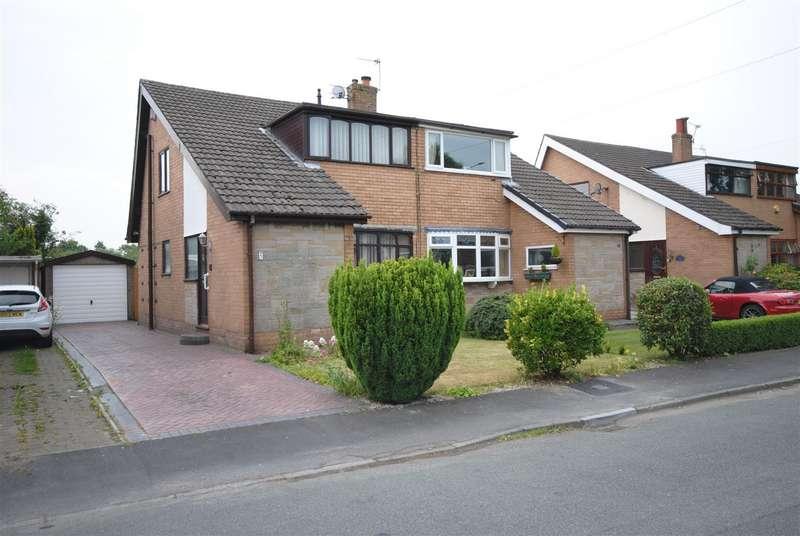3 Bedrooms Semi Detached House for sale in Hyatt Crescent, Standish, Wigan