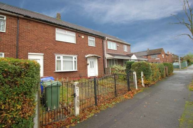 3 Bedrooms Terraced House for sale in Peel Hall Road, Manchester, Greater Manchester, M22 5DN