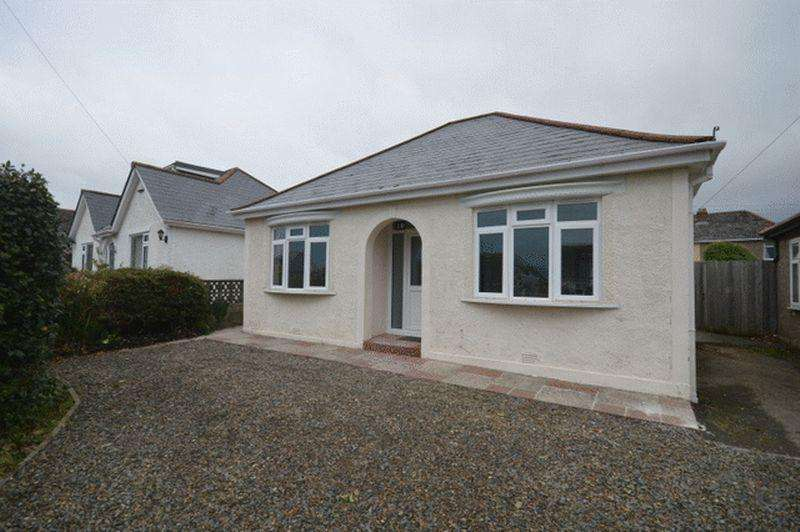 3 Bedrooms Detached Bungalow for sale in Tresawls Avenue, Truro TR1