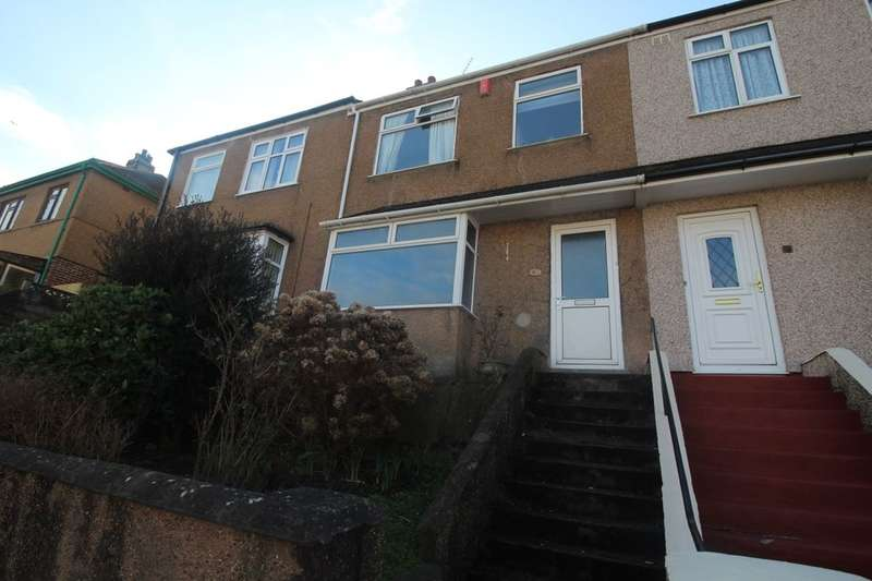 3 Bedrooms Semi Detached House for sale in Sefton Avenue, Plymouth, PL4