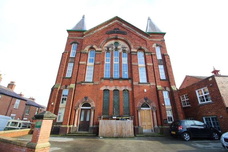 2 Bedrooms Flat for sale in Newtown Chapel South Park Road, Macclesfield, SK11