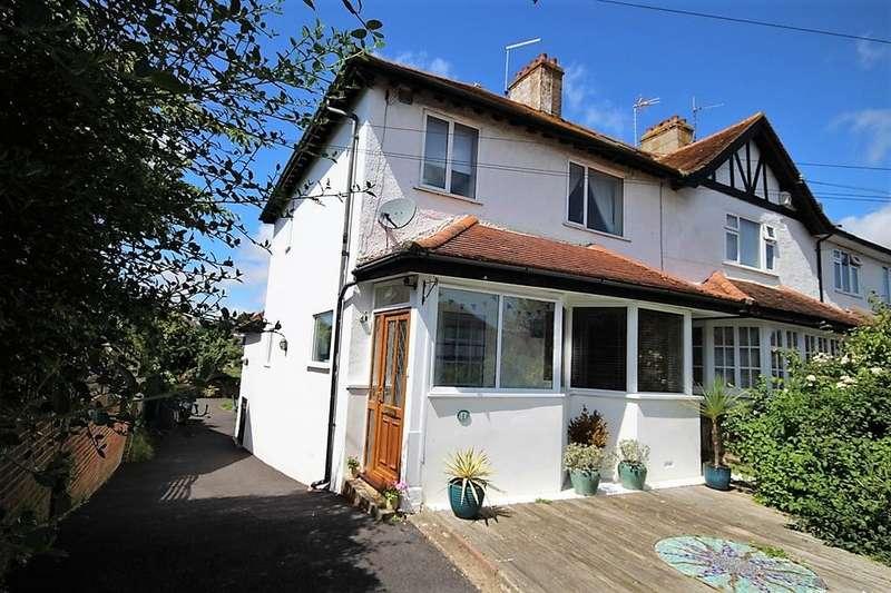3 Bedrooms Semi Detached House for sale in Warmdene Road, Brighton BN1