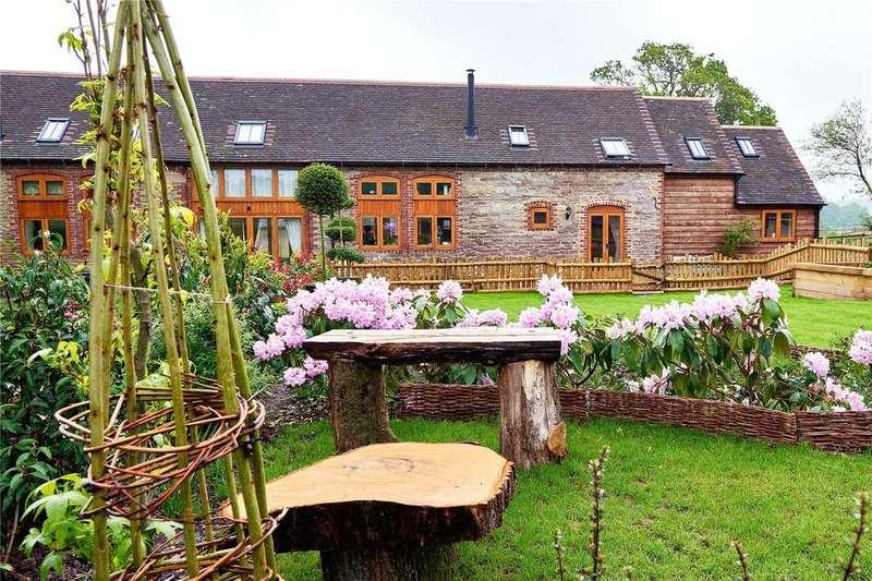3 Bedrooms House for sale in Weston Farm Barns, Cleobury Mortimer, Kidderminster, Shropshire