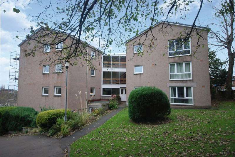 2 Bedrooms Flat for sale in Flat 9, 180, Camphill Avenue, Shawlands, Glasgow, G41 3DT