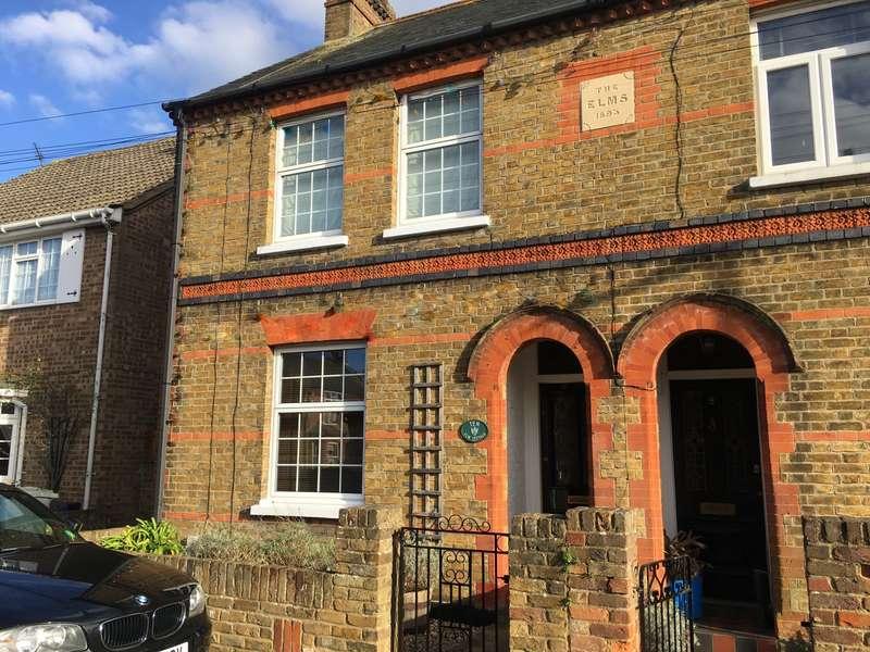 2 Bedrooms Semi Detached House for sale in Inkerman Road, Eton Wick, SL4