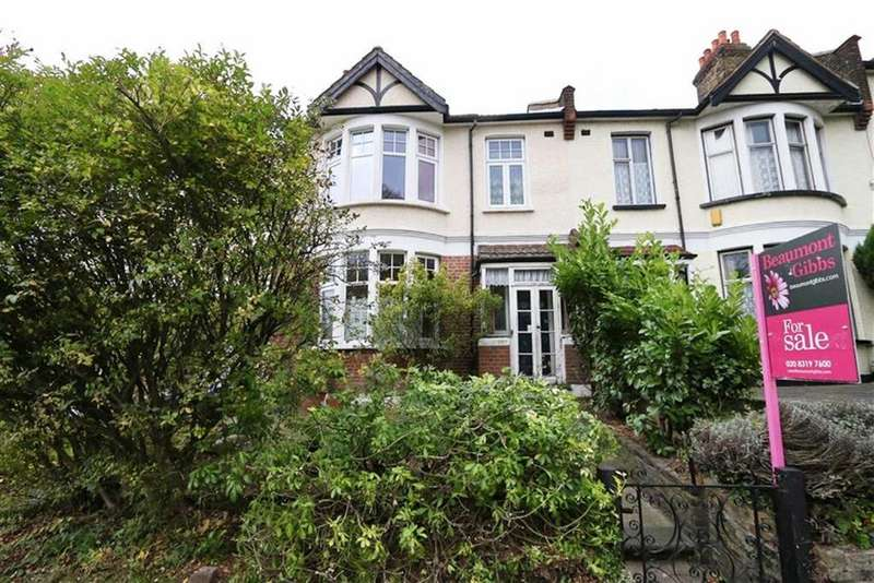 4 Bedrooms End Of Terrace House for sale in Shooters Hill, Shooters Hill, London, SE18