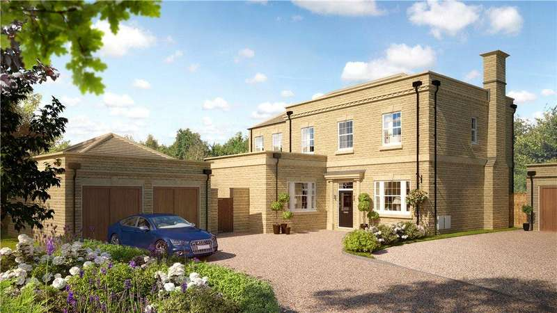 5 Bedrooms Detached House for sale in Highworth, Leamington Road, Broadway, Worcestershire, WR12