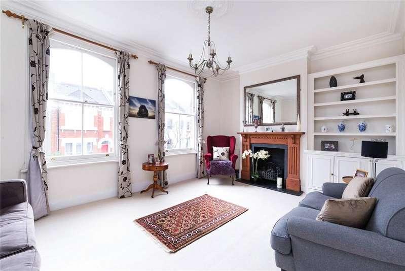 3 Bedrooms Flat for sale in Nansen Road, Battersea, London, SW11