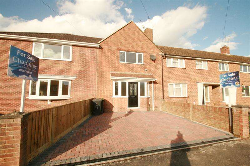 2 Bedrooms Terraced House for sale in Blendworth Crescent, Havant
