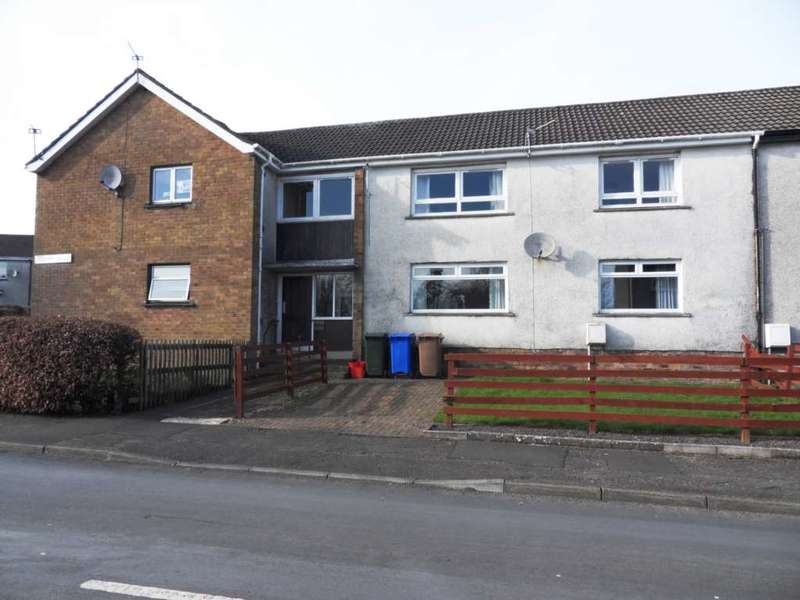 1 Bedroom Flat for rent in Morton Road, Stewarton