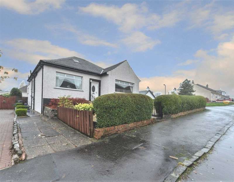 3 Bedrooms Bungalow for sale in Old Road, Elderslie