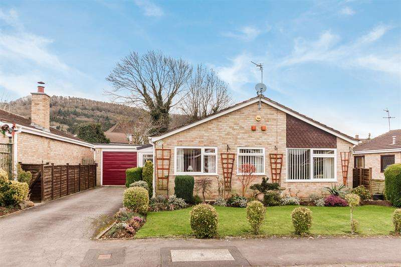 3 Bedrooms Detached Bungalow for sale in Vectis Close, Ross-On-Wye