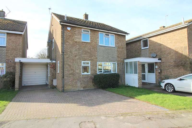 3 Bedrooms Detached House for sale in Bowling Green Road, Cranfield, Bedfordshire, MK43 0ET