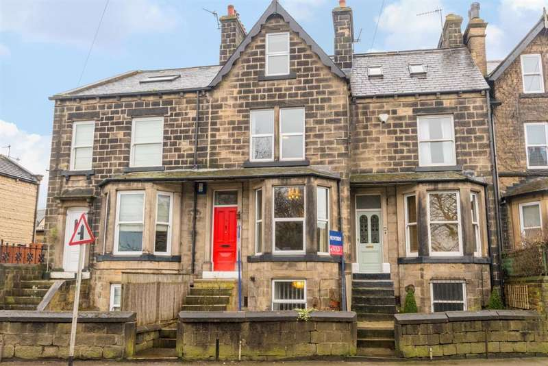 3 Bedrooms Terraced House for sale in Town Street, Rodley, LS13