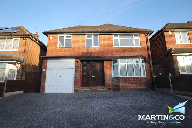 3 Bedrooms Detached House for rent in St Peters Road, Harborne, B17
