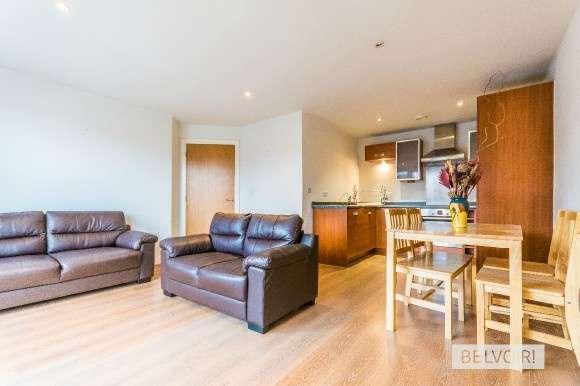 2 Bedrooms Flat for sale in The Quartz, 10 Hall Street, Birmingham