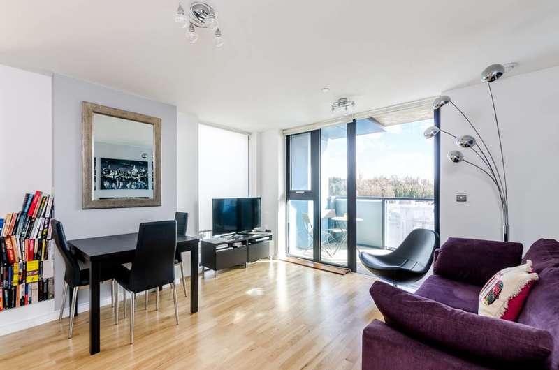 2 Bedrooms Flat for sale in Parkside Avenue, Greenwich, SE10