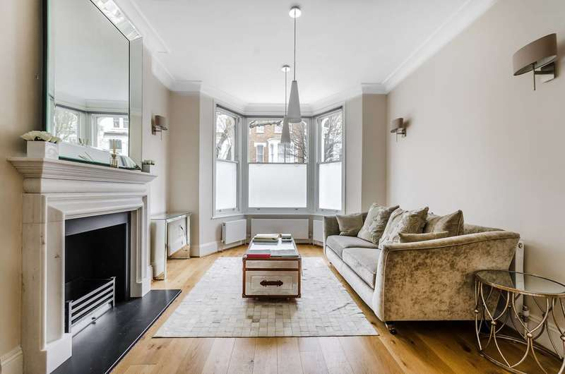 5 Bedrooms House for rent in Sterndale Road, Brook Green, W14