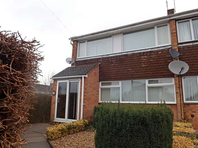 3 Bedrooms Semi Detached House for sale in Burford Road, Evesham
