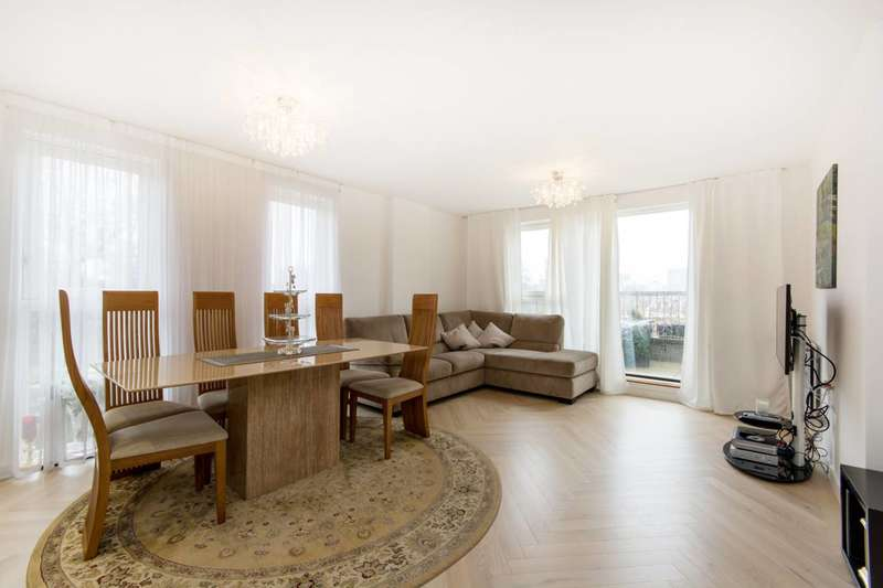 1 Bedroom Flat for sale in Heritage Court, Croydon, CR0