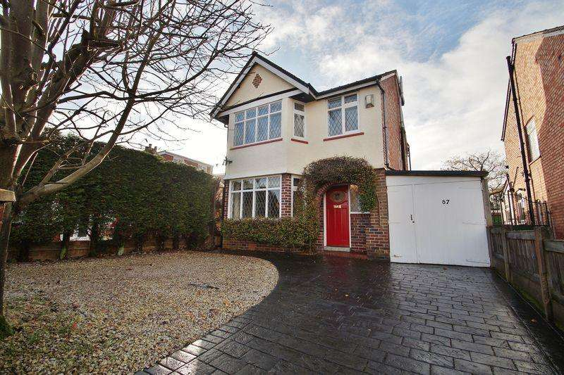 4 Bedrooms Detached House for sale in Highfield Road, Churchtown