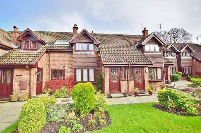 2 Bedrooms Mews House for sale in Oaktree Cottages, Anfield Road, Cheadle Hulme