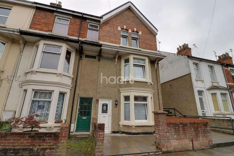 5 Bedrooms End Of Terrace House for sale in Dixon Street, Old Town, Swindon