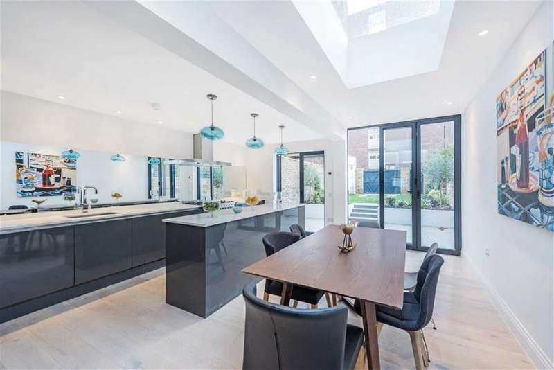 5 Bedrooms House for sale in Richborne Terrace, LONDON