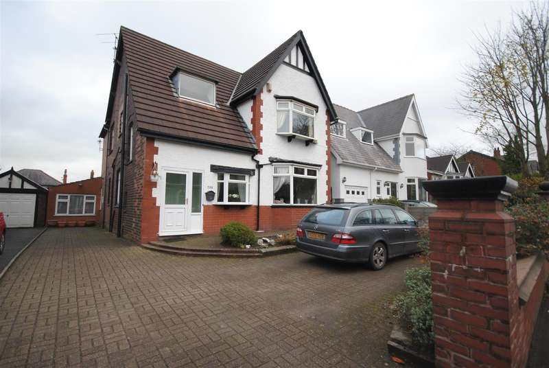 4 Bedrooms Detached House for sale in Wigan Lane, Wigan.