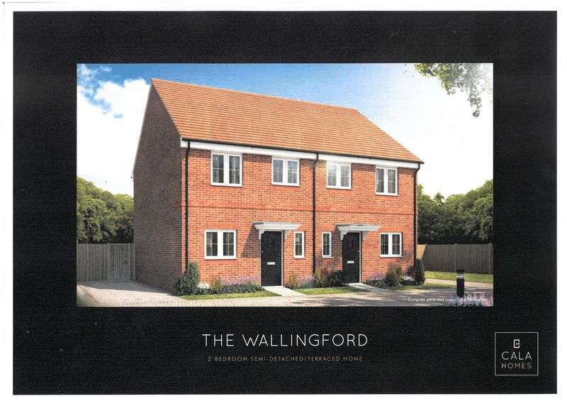 2 Bedrooms Property for sale in Oxford Road, Benson, Wallingford