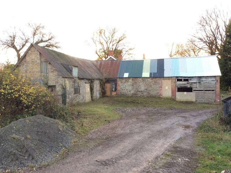 5 Bedrooms Barn Conversion Character Property for sale in Kington, Herefordshire