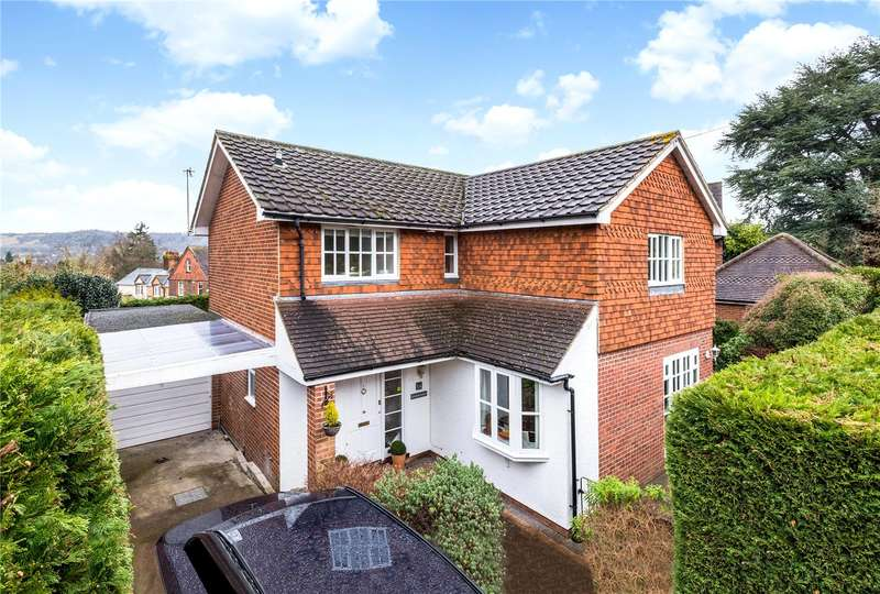 4 Bedrooms Detached House for sale in Belmont Road, Reigate, Surrey, RH2