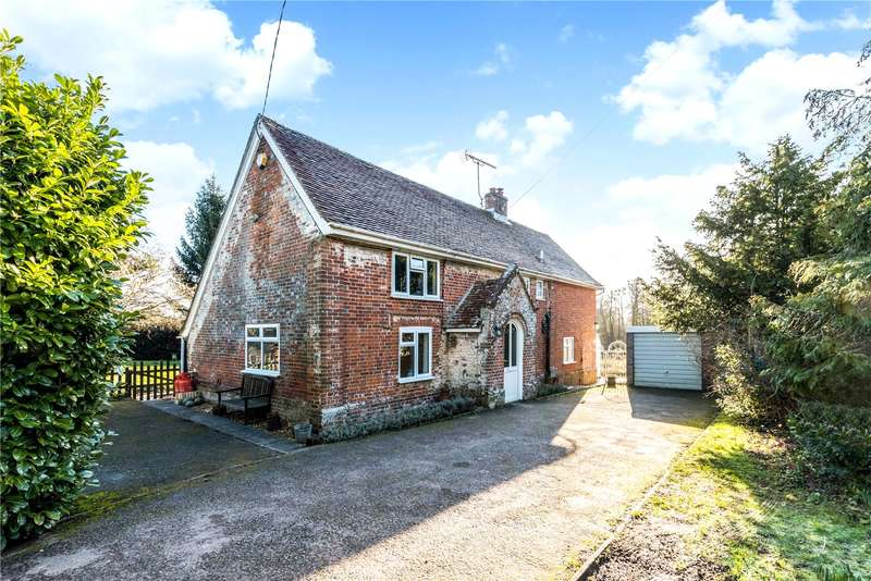 3 Bedrooms Detached House for sale in Butter Furlong Road, West Grimstead, Salisbury, Wiltshire, SP5