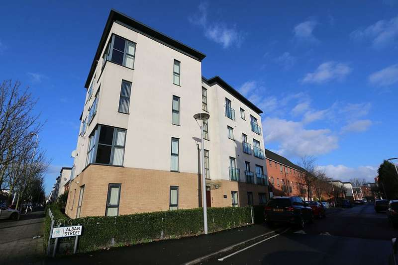 2 Bedrooms Apartment Flat for sale in 38 Alban Street, Salford, Greater Manchester, M7 1NQ