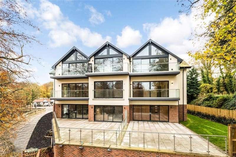 3 Bedrooms Flat for sale in Harrogate Road, Knaresborough