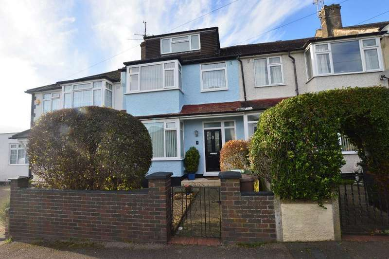 4 Bedrooms Terraced House for sale in Florence Avenue, Luton, LU3 3BZ