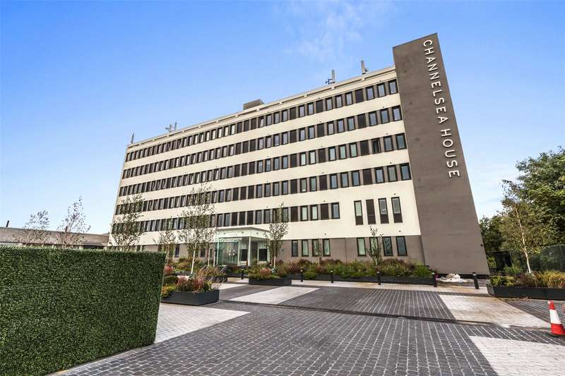 1 Bedroom Flat for sale in Channelsea House, 20 Canning Road, London, E15