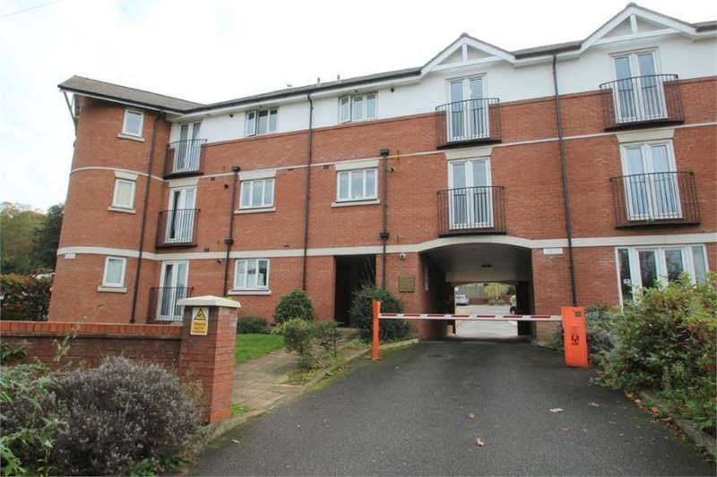 2 Bedrooms Flat for sale in Howard House, Gippeswyk Avenue, Ipswich, Suffolk