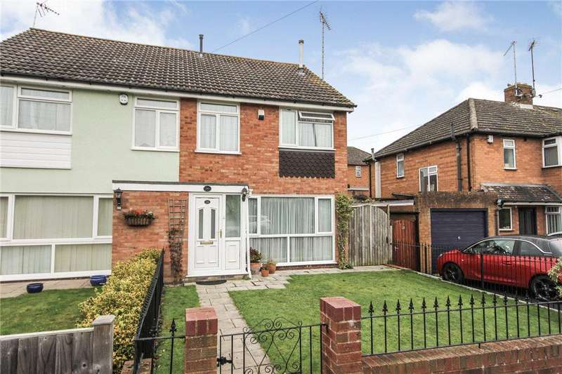 3 Bedrooms Semi Detached House for sale in White Hill, Kinver, Stourbridge, Staffordshire, DY7
