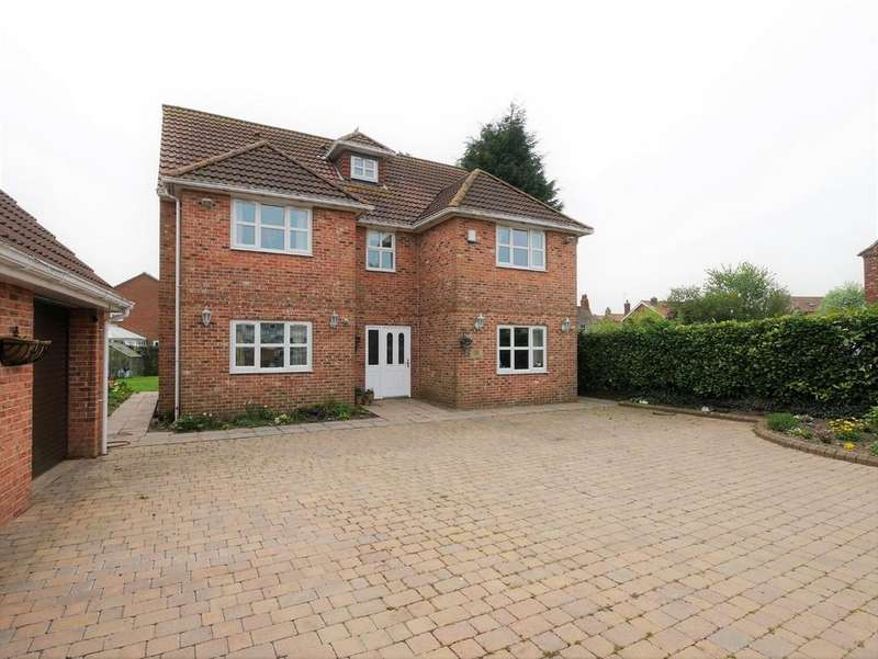 6 Bedrooms Detached House for sale in Essex House, Barmby on the Marsh
