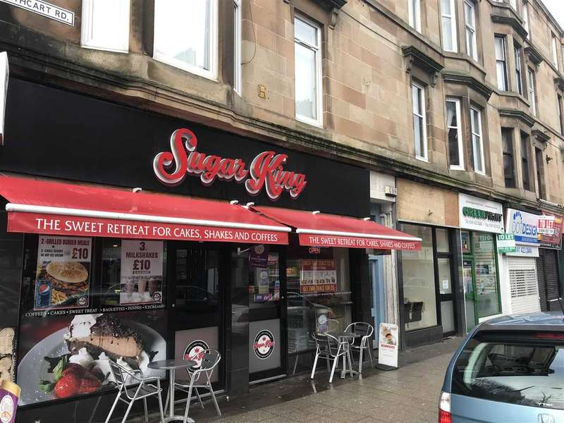 Shop Commercial for rent in Cathcart Road, Glasgow
