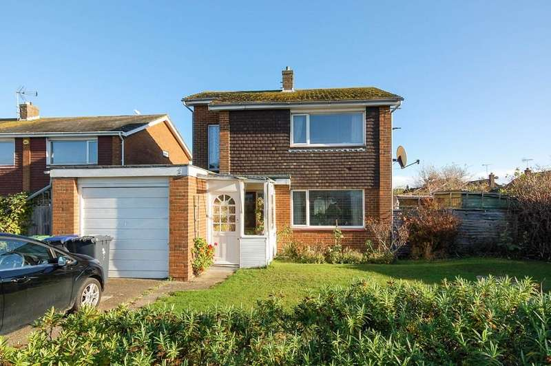 3 Bedrooms Detached House for sale in Thurlow Avenue, Herne Bay