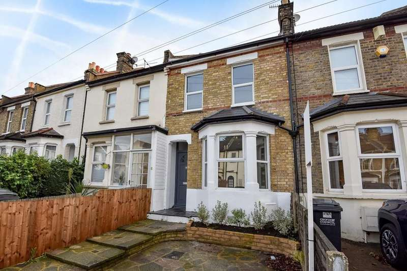 4 Bedrooms Terraced House for sale in Moffat Road, Thornton Heath