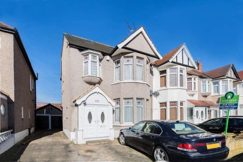 5 Bedrooms Property for sale in Glenwood Gardens, Gants Hill, Ilford, IG2
